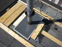 Pipe Sub-Flashing For Metal Roofs